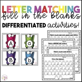 Fall activities for Kindergarten- Bundled!