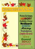 Autumn Activities Resource Pack