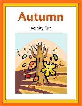 Autumn Activity Fun