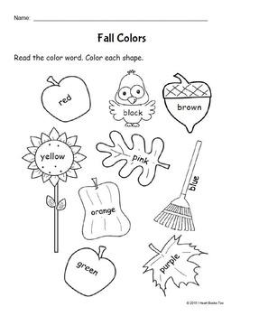 Autumn Activity Pack