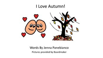 Autumn Adapted Book