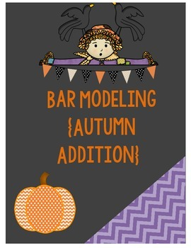 Bar Modeling {Autumn Addition}