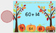 Autumn Addition - Sums to 100 (Great for Google Classroom!)
