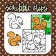 Autumn Animals Color By Number Bundle