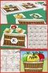 Autumn Apple Alphabet Sort
