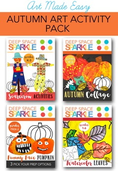 Autumn Art Activity Bundle