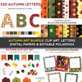 Autumn Art BUNDLE