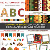 Autumn Art BUNDLE