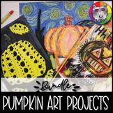 Autumn Art Lessons, Art History Pumpkin Bundle