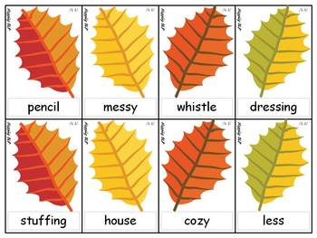 Autumn Articulation