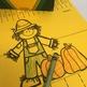 Autumn Articulation:  No Prep, No Mess Craftivity FREEBIE for F