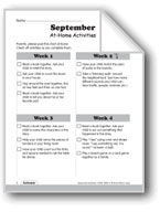 Autumn At-Home Activities