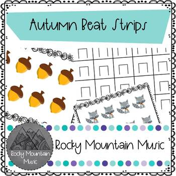 Autumn Beat Strips