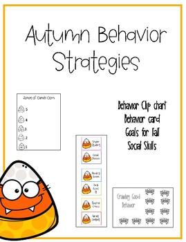 Autumn Behavior Strategies