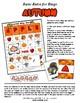 Autumn Bingo Board Game