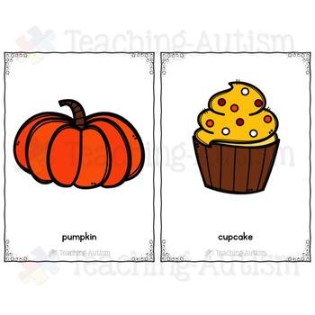 Autumn Bingo Fall Bingo