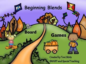 Autumn Beginning Blends Board Games