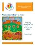 Autumn Bulletin Board Art Project