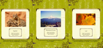 Autumn Bundle-Nature Education Unit-Stage 2 (Magic Forest Academy)