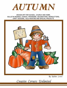 Autumn Classroom Activities and Clip Art By Nadine Lovell