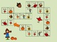 Autumn Candyland Addition and Subtraction Game
