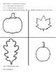Autumn Cards (Art & Science)