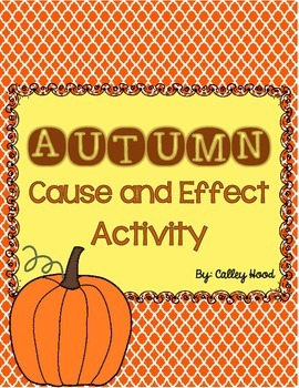 Autumn Cause & Effect