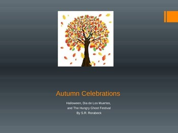 Autumn Celebrations from Around the World