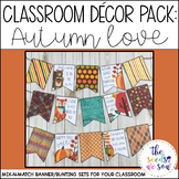Autumn Classroom Decorations