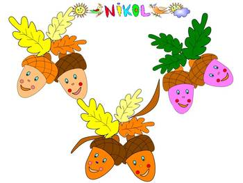Fall - Clip Art - Personal or Commercial Use