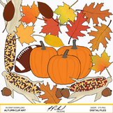 Autumn Clip Art - Thanksgiving Clip Art