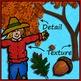 Autumn Clip Art and Digital Paper MEGA BUNDLE