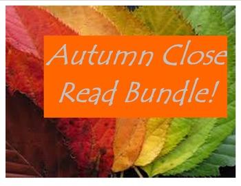 Autumn Close Read Bundle