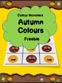 Autumn Colours Freebie