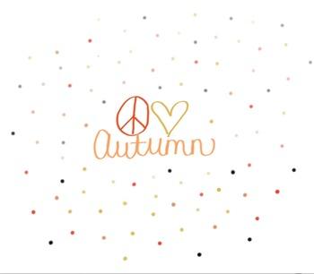 Autumn Computer Background
