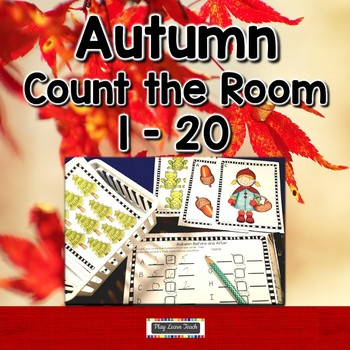 Autumn Count the Room 1-20