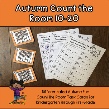 Autumn Count the Room 10-20