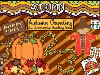 Autumn Counting: An Interactive Reading Math Book