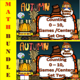 Autumn Counting Bundle