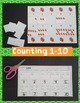 Autumn Counting: Subitizing and Writing Numbers 1-10