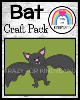 Autumn/Halloween Craft: Bat