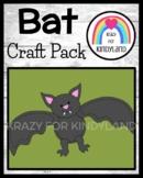 Bat Craft (Halloween, Fall, Autumn, Trick-or-Treat)