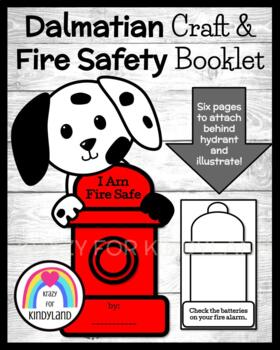 Autumn Craft: Fire Dog with Hydrant Book