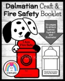 Dalmatian Craft with Hydrant Book (Fire Safety)