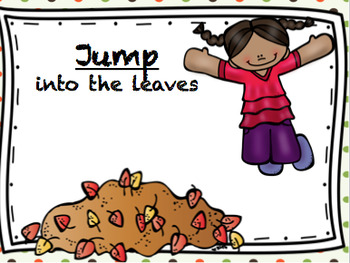 Autumn Creative Movement Activities