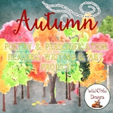 Autumn Creative Writing & Art Project