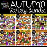 Autumn Variety Bundle {Creative Clips Clipart}