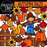 Autumn Clipart {Fall Clipart}