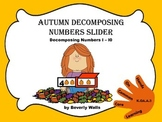 Autumn Decomposing Number Slider