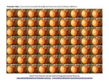 Autumn Differential Bingo